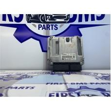 2013 BMW 5 SERIES F10 N47 2.0L DIESEL ENGINE ECU 8574091 BOSCH 0281019806